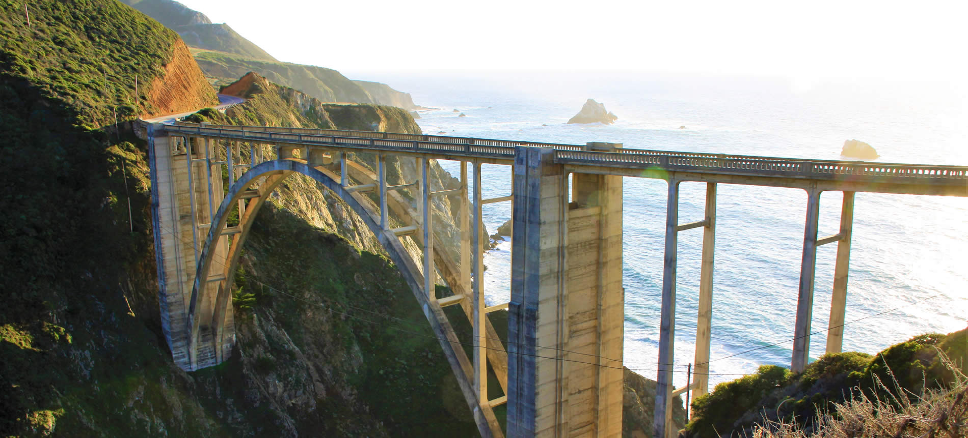 big sur bixby bridge
