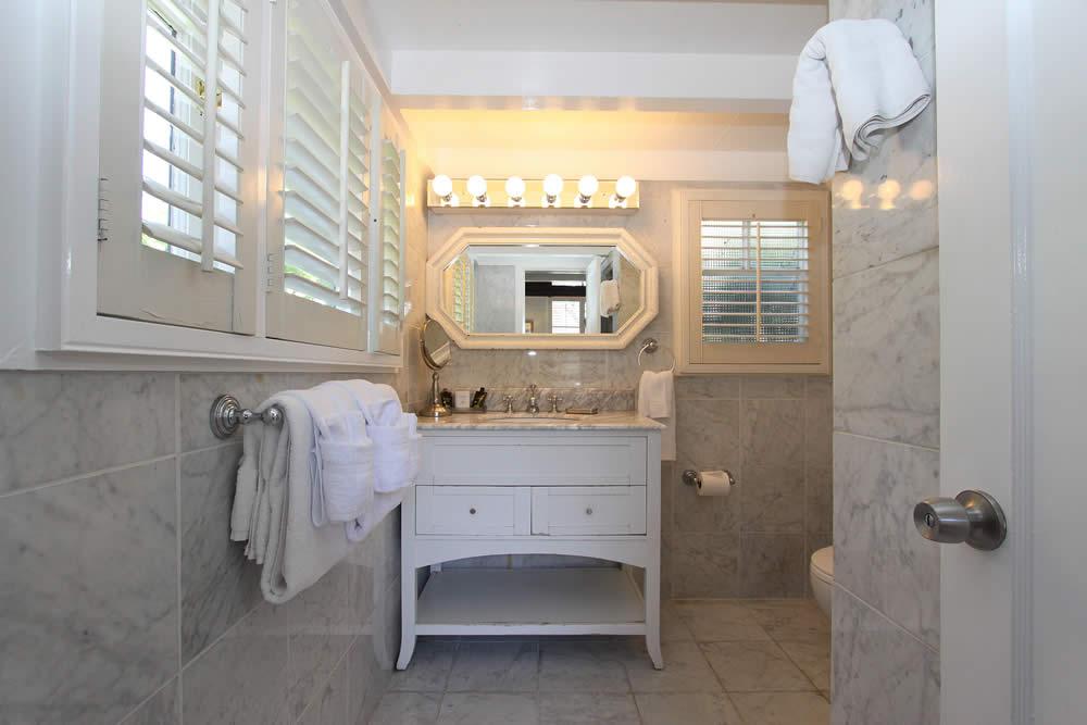 bathroom sink, marble floors